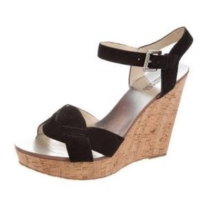 Michael Kors Wedges Size 7 NEW WITH BOX